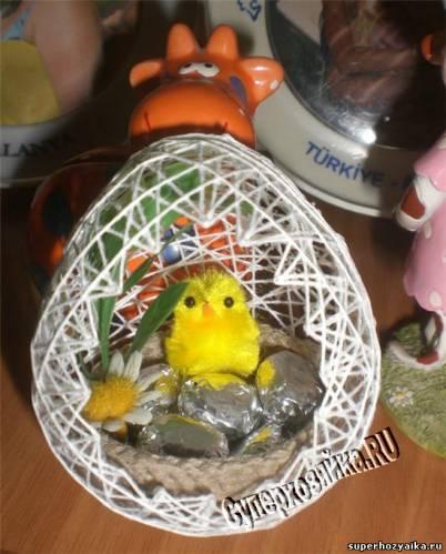 Украшения к Пасхе. Пасхальные яйца своими руками