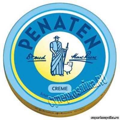Крем под подгузник Penaten