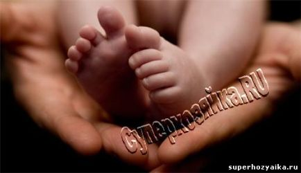 Ножки малыша