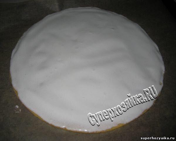 Коржи для торта