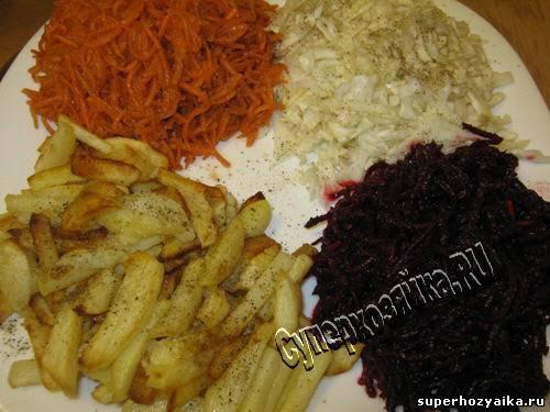 Салат Татарский рецепт с фото