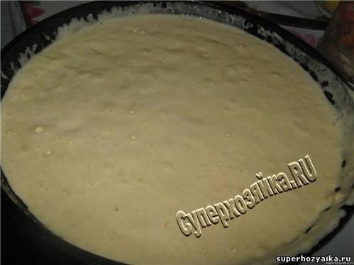 Крем для французских булочек