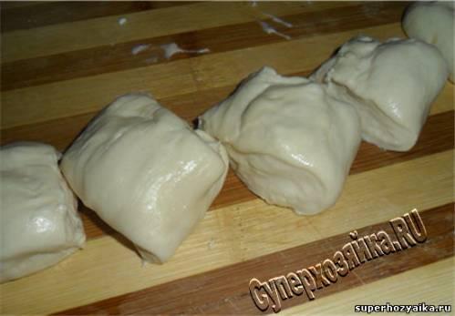 Жареные пирожки с капустой.Пошаговый рецепт с фото