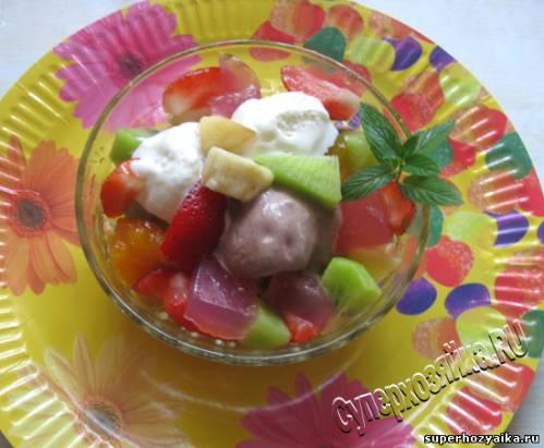 День рождения, праздничный салат