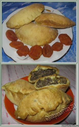 рецепты пирожков в духовке с начинкой из дрожжевого теста
