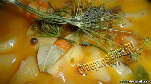 Рецепт тушеной картошки с мясом