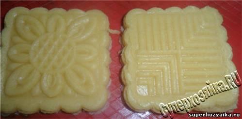 Печенье на скорую руку с медом