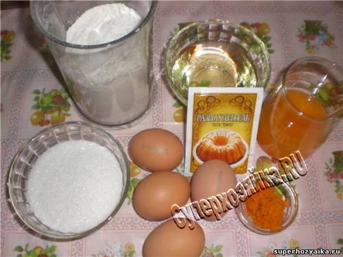 Домашняя выпечка кексов