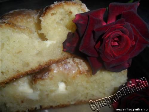 Рецепт сладкого пирога
