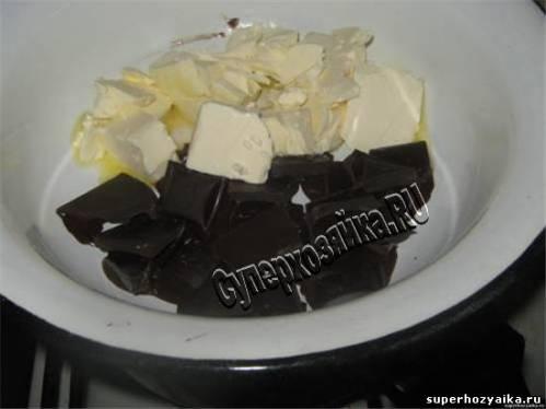 Школадный торт. Шоколадное пирожное Брауни