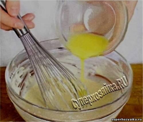 Рогалики рецепт