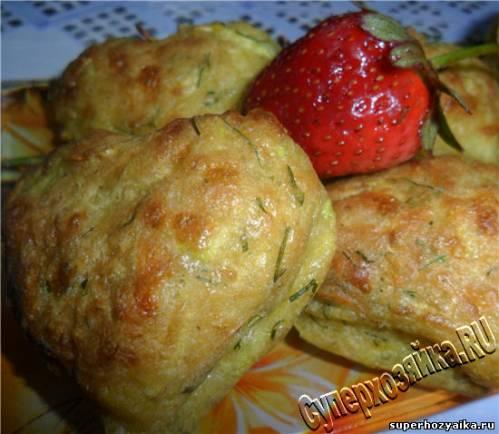 Закуска из кабачков. Рецепт с фото