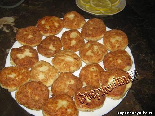Рецепты котлет из курицы с фото