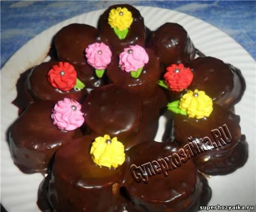 Бананы в шоколаде. Рецепт вкусного десерта