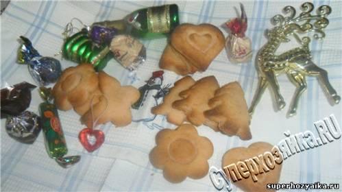 Домашняя выпечка печенья с фото