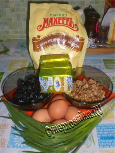 Салат на праздничный стол. Слоеный салат