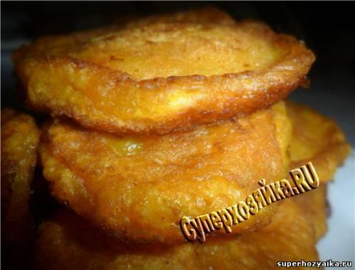 Оладьи из тыквы. Пошаговый фото- рецепт Как приготовить вкусные тыквенные оладьи