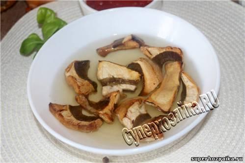 Рецепт грибной солянки с фото