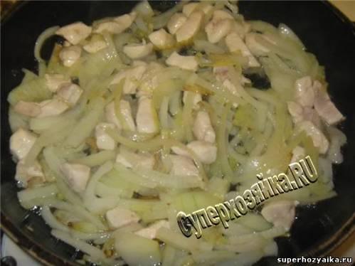 Жульен с курицей рецепт приготовления