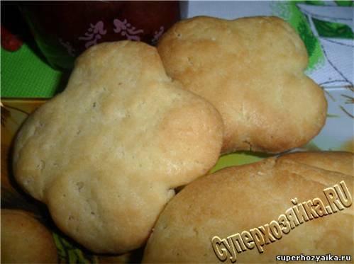 Печенье на майонезе. Рецепт с фото