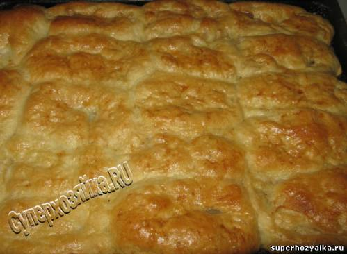 Пирожки рецепт