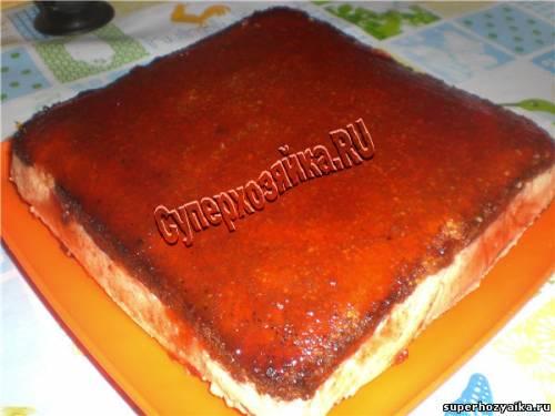 Торт в домашних условиях рецепт