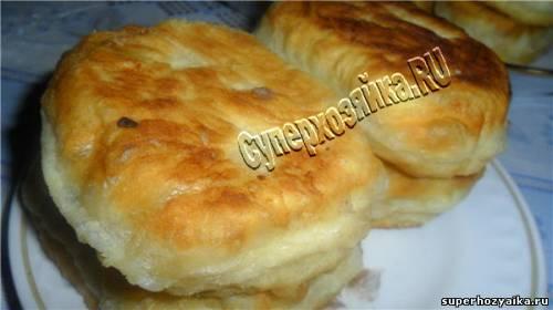 Пирожки из дрожжевого теста, рецепт с фото
