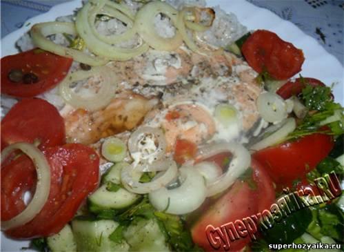 Блюда из рыбы. Рецепты рыбы запеченной в духовке