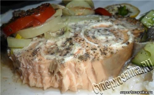 Рецепт суп морепродуктов с морской капустой