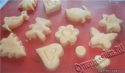 Тесто для печенья - рецепт