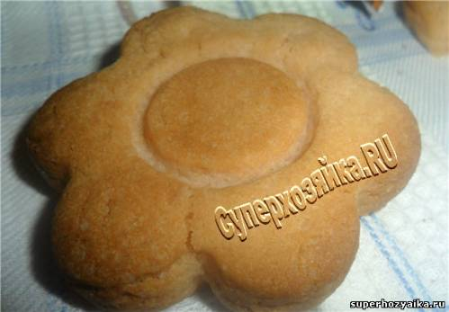 Печенье - простой рецепт