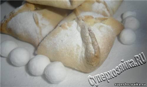 Вкусное печенье для детей