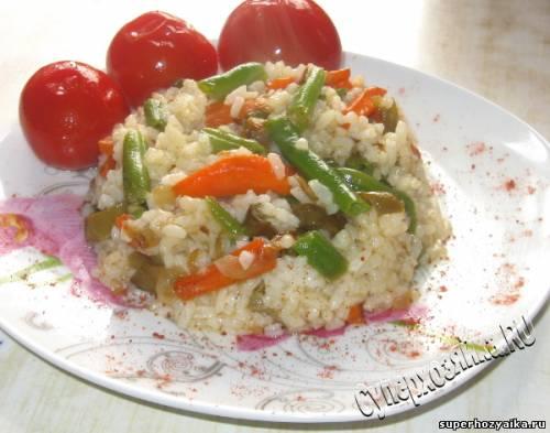 Рис рецепт с фото