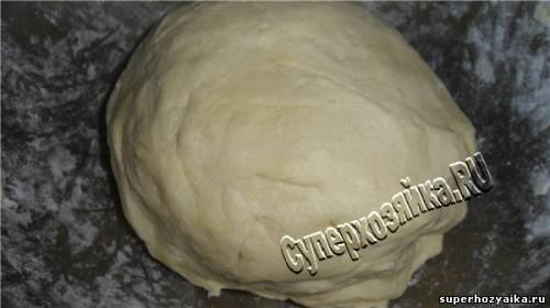 Как приготовить тесто для рогаликов