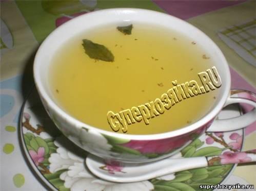 Чай с имбирем. Имбирный чай для похудения
