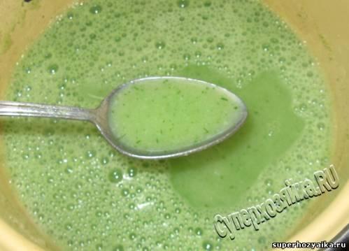 Крем суп для детей
