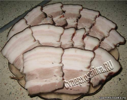 рецепты приготовления грудинки свиной в домашних условиях
