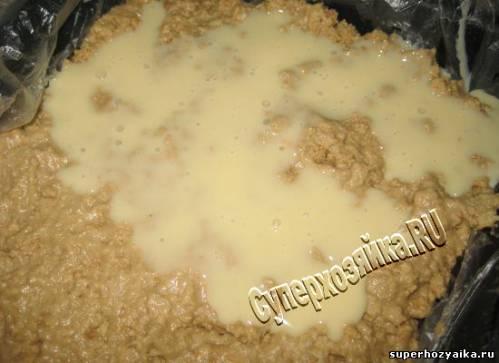 Крем для торта из молочной карамели