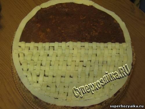 Киевский торт с фото