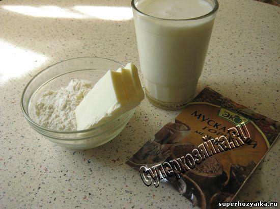 Рецепт соуса бешамель