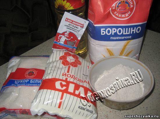 Выпечка в хлебопечке