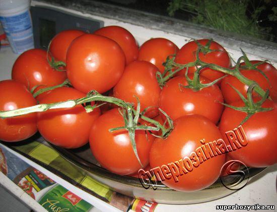 Копсервированные помидоры