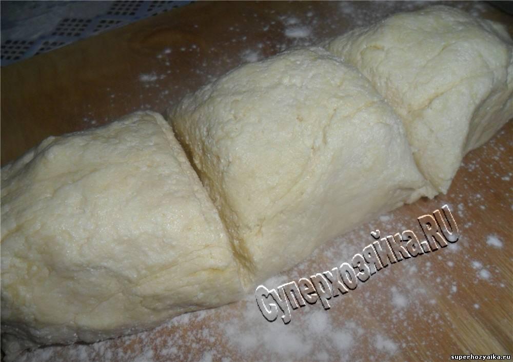 Печенье эчпочмак рецепт с фото