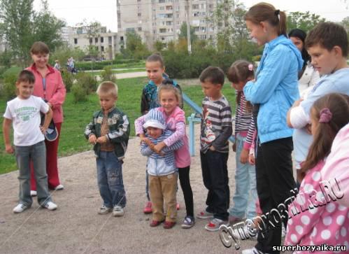 День рождения, игры для детей