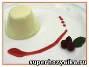 Panna Cotta - десерт из сливок и желатина. Видео-рецепт
