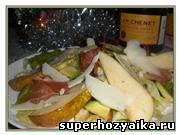 Салат с авокадо и сыром. Фото-Рецепт изысканного салата с авокадо и  грушей