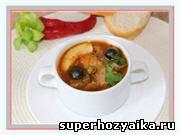 Рецепт грибной солянки. Суп грибной – рецепт с фото