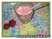 Молочный коктейль с клубникой, рецепт с фото