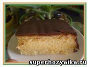 Торт без выпечки – рецепт с фото. Торт Пломбир в шоколаде. Торт с желатином. Тор...