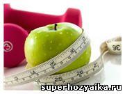 Спортивная диета для девушек и мужчин